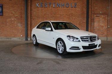Mercedes-Benz C-Klasse C 180 BlueEff Avgarde 76'500 km CHF17'900 - buy on carforyou.ch - 2