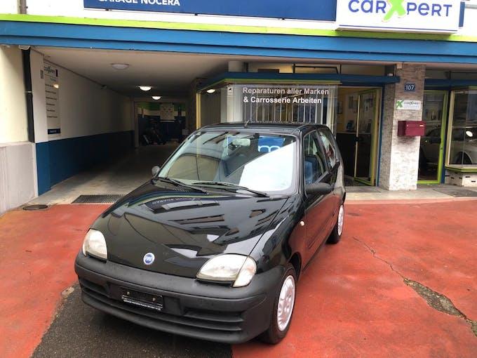 Fiat Seicento 1100 S 106'500 km CHF2'500 - buy on carforyou.ch - 1