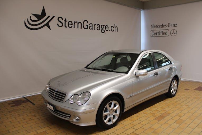 Mercedes-Benz C-Klasse C 180 Kompressor 171'000 km CHF6'900 - buy on carforyou.ch - 1
