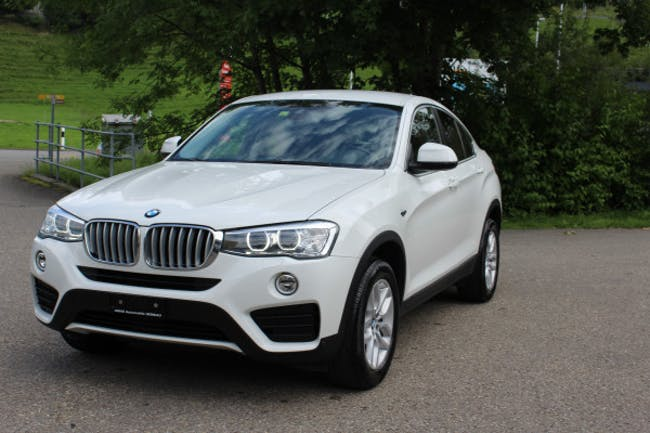 BMW X4 xDrive 28i 85'800 km CHF28'300 - buy on carforyou.ch - 1