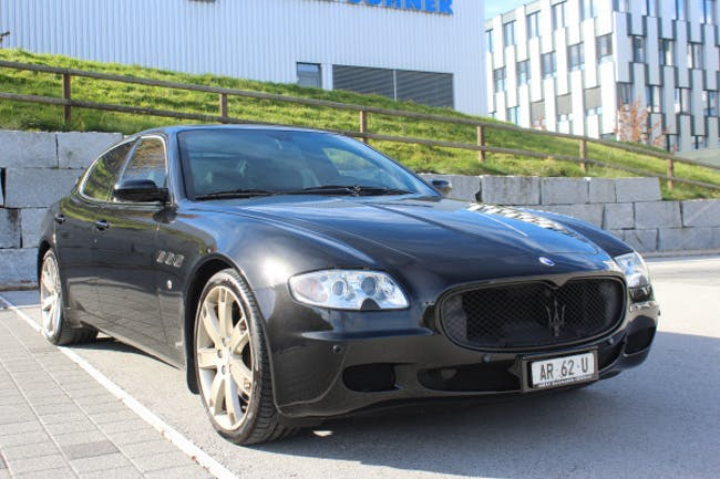 Maserati Quattroporte 4.2 Cento 67'800 km CHF22'800 - kaufen auf carforyou.ch - 1