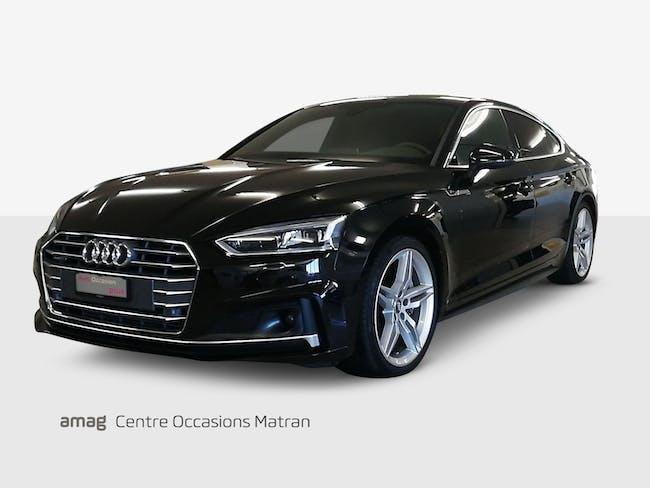 Audi A5 Sportback 45 TFSI sport 16'300 km CHF48'900 - buy on carforyou.ch - 1