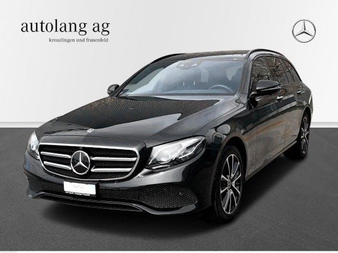 Mercedes-Benz E-Klasse E 220 d Avantgarde 4Matic 52'000 km CHF41'800 - buy on carforyou.ch - 1