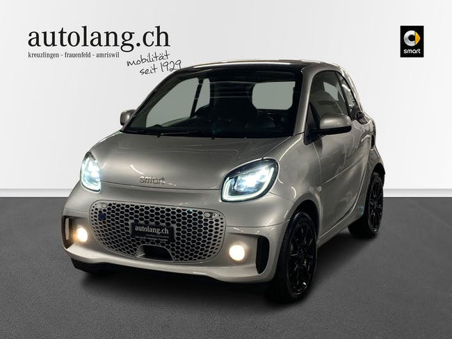 Smart Fortwo EQ Prime 10 km CHF30'700 - buy on carforyou.ch - 1