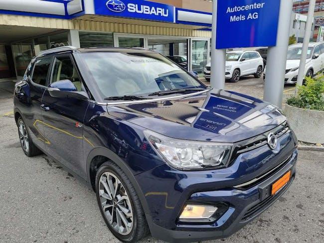 SsangYong Tivoli 1.6 e-XDi Sapphire 4WD 19'100 km CHF22'900 - acheter sur carforyou.ch - 1