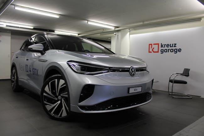 VW ID.4 GTX 2'500 km CHF59'900 - kaufen auf carforyou.ch - 1