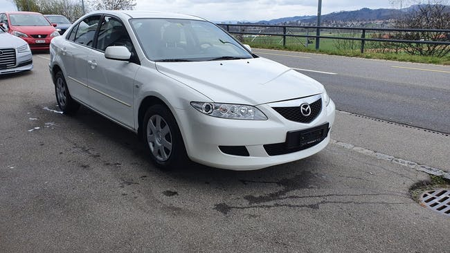 Mazda 6 Hatchback 1.8 Confort 35'000 km CHF6'999 - kaufen auf carforyou.ch - 1
