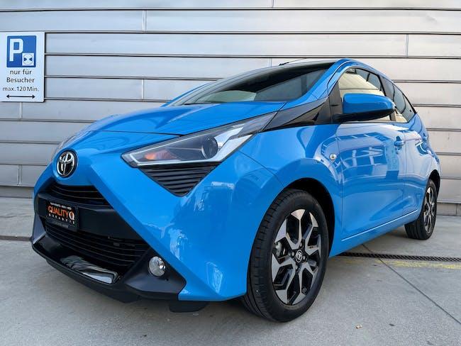 Toyota Aygo 1.0 VVT-i Trend 6'100 km CHF12'900 - acquistare su carforyou.ch - 1