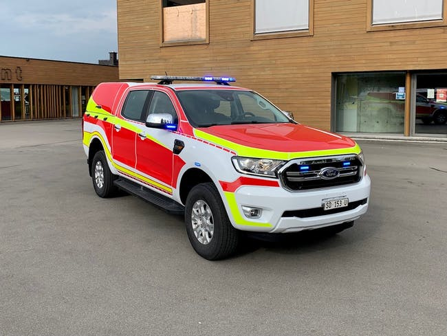 Ford Ranger XL 2.0 TDCi 4x4 3'500 km CHF72'500 - buy on carforyou.ch - 1