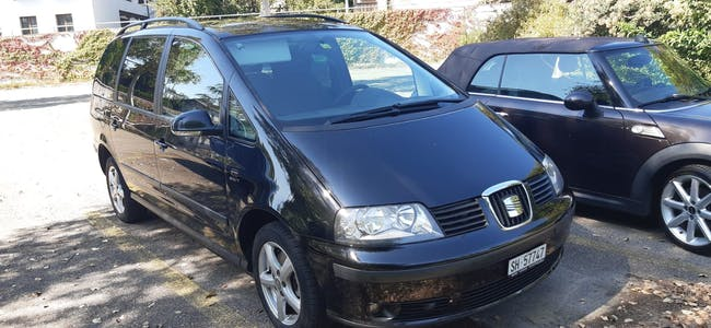 SEAT Alhambra 1.8 T Reference 184'000 km CHF7'200 - buy on carforyou.ch - 1