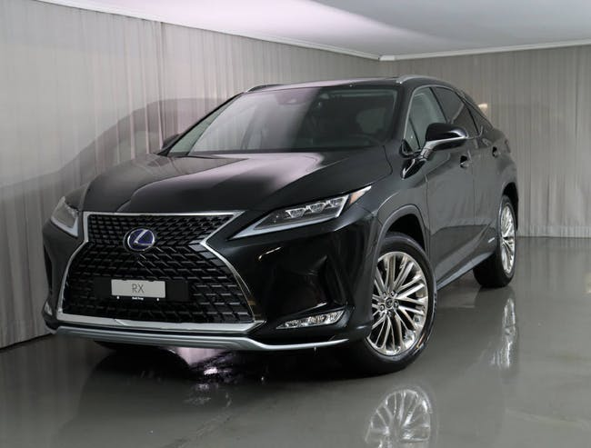 Lexus RX 450h Excellence 5'000 km CHF94'000 - buy on carforyou.ch - 1