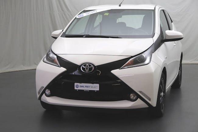 Toyota Aygo 1.0 VVT-i Trend 52'630 km CHF9'900 - acquistare su carforyou.ch - 1
