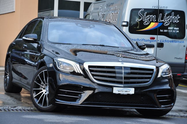 Mercedes-Benz S-Klasse S 500 L 9G-Tronic AMG Line 27'000 km CHF89'900 - acquistare su carforyou.ch - 1