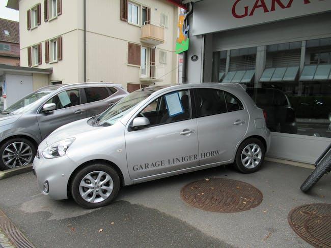 Nissan Micra 1.2 12V Tekna 36'000 km CHF8'700 - acquistare su carforyou.ch - 1