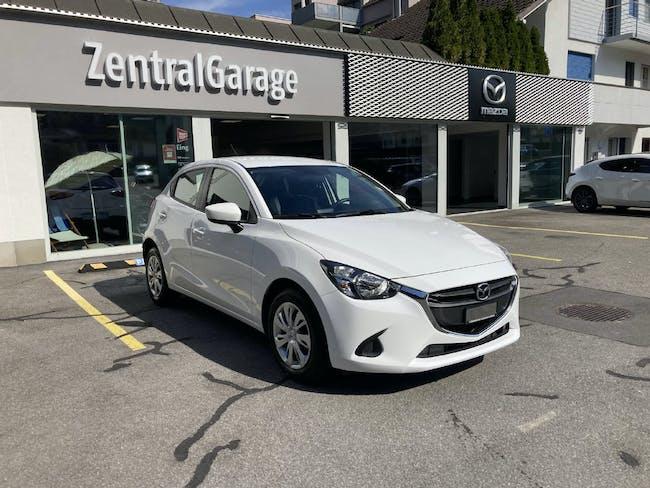 Mazda 2 1.5 75 Challenge 29'500 km CHF12'450 - kaufen auf carforyou.ch - 1