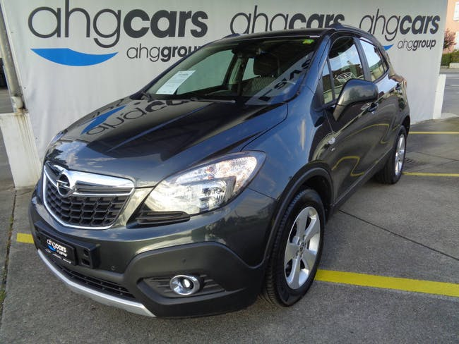 Opel Mokka 1.6 CDTI ecoFLEX Drive S/S 92'600 km CHF11'490 - acquistare su carforyou.ch - 1