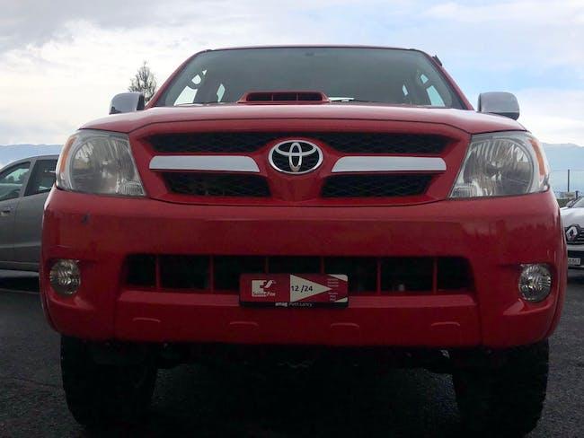 Toyota Hilux 4x4 DoubleCab LineaSol 110'000 km CHF14'800 - buy on carforyou.ch - 1