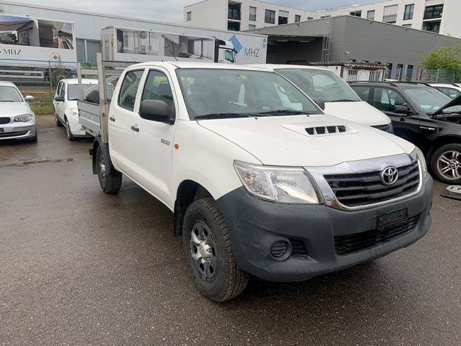 Toyota Hilux 2.5D 4WD Double Cab Luna 202'000 km CHF21'000 - acheter sur carforyou.ch - 1