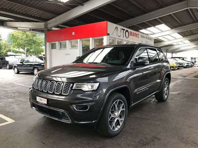 Jeep Grand Cherokee 3.0 CRD Overland Automatic 19'700 km CHF54'900 - buy on carforyou.ch - 1