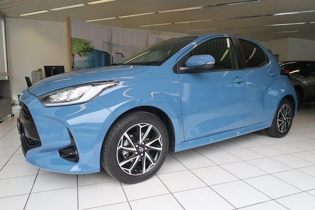 Toyota Yaris 1.5 Trend 6'800 km CHF20'900 - buy on carforyou.ch - 1