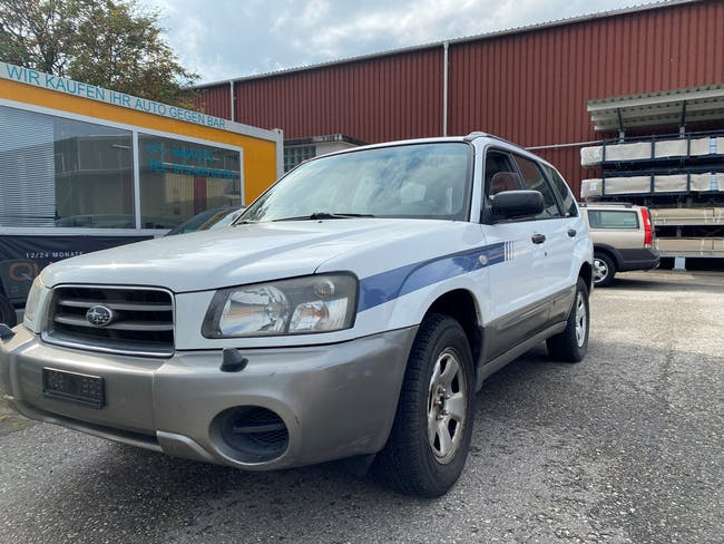 Subaru Forester 2.0X Comfort 146'000 km CHF5'500 - acquistare su carforyou.ch - 1