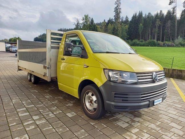 VW T6 Kab.-Ch. 3000 2.0 TDI 204 *Brücke* 77'000 km CHF34'900 - buy on carforyou.ch - 1