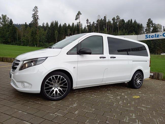 Mercedes-Benz Vito 116 Kombi L 2.2 CDI BlueT Pro 80'000 km CHF29'800 - acquistare su carforyou.ch - 1