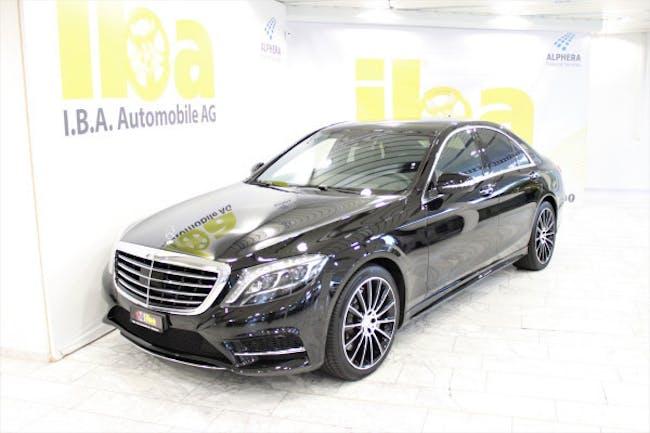 Mercedes-Benz S-Klasse S 500 4Matic 55'800 km CHF59'900 - acquistare su carforyou.ch - 1