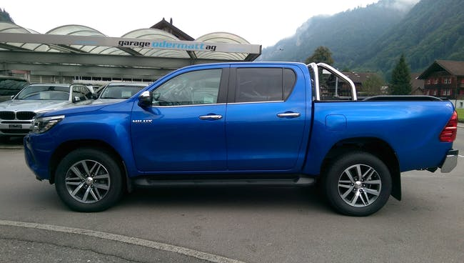 Toyota Hilux 2.4-4D Sol Premium Double Cab 4x4 A 22'400 km CHF39'900 - acheter sur carforyou.ch - 1