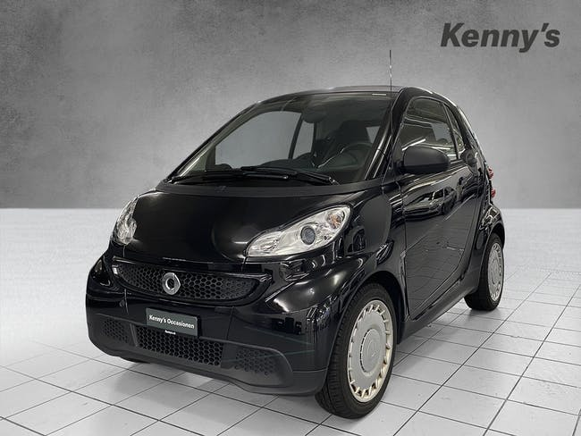 Smart Fortwo coupé 61PS pure mhd 85'000 km CHF6'700 - buy on carforyou.ch - 1