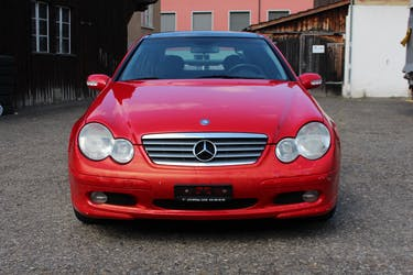 Mercedes-Benz C-Klasse C 200 Kompressor 158'000 km CHF2'999 - buy on carforyou.ch - 2