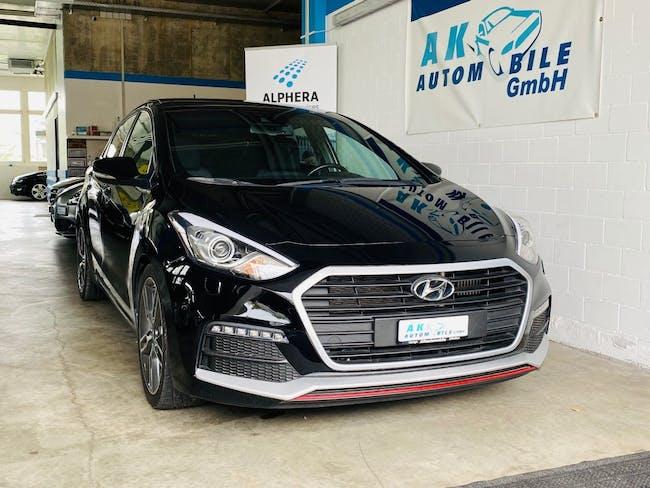 Hyundai i30 1.6 T-GDi Vertex 61'000 km CHF16'900 - acheter sur carforyou.ch - 1