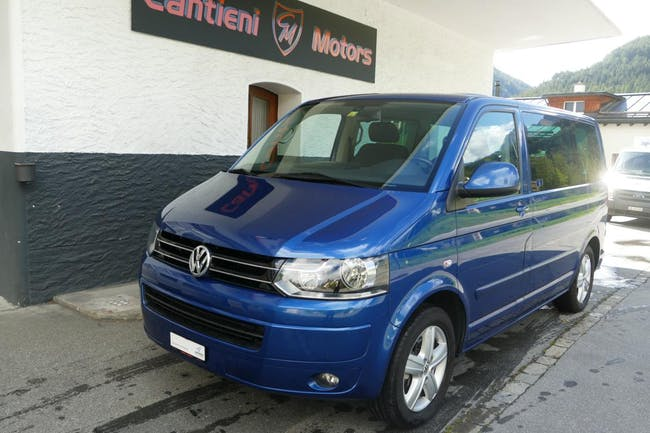 VW T5 Multivan 2.0 TDI 180 CL Team 4m 243'700 km CHF16'500 - buy on carforyou.ch - 1