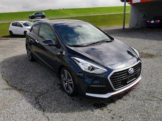 Hyundai i30 1.6 Turbo Vertex 72'610 km CHF15'600 - buy on carforyou.ch - 2