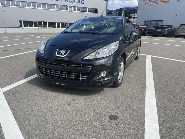 Peugeot 207 CC 1.6 16V Swiss Edition 75'000 km CHF6'999 - kaufen auf carforyou.ch - 1