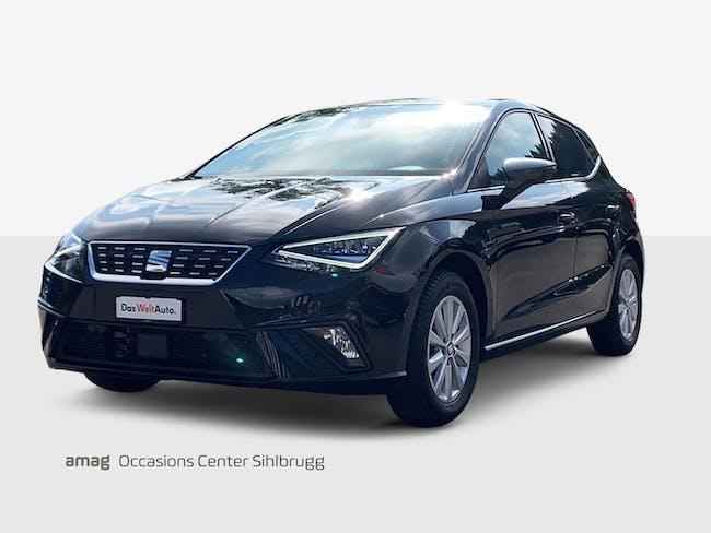 SEAT Ibiza 1.0 EcoTSIXcellence 17'100 km CHF17'900 - buy on carforyou.ch - 1