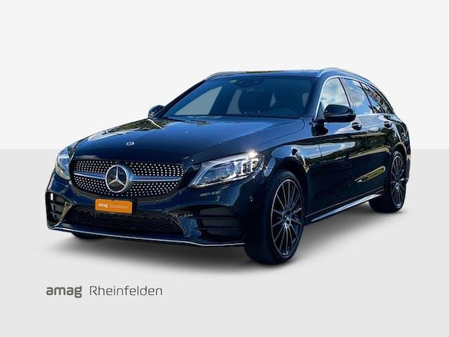 Mercedes-Benz C-Klasse C 200 AMG Line 4Matic 37'000 km CHF37'990 - buy on carforyou.ch - 1