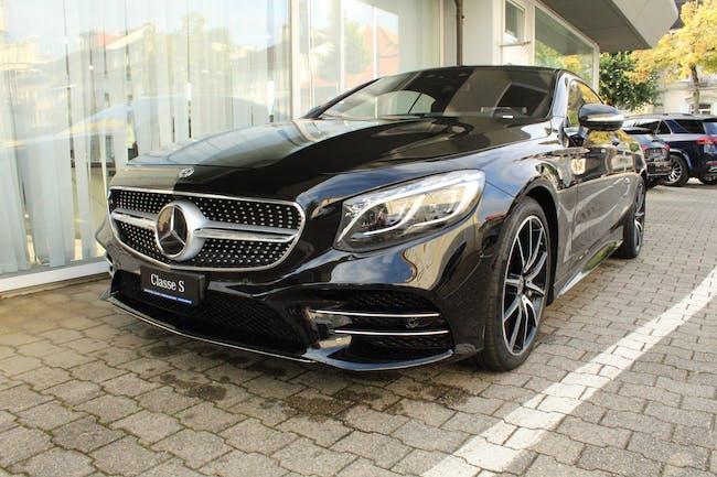 Mercedes-Benz S-Klasse S 560 Coupé 4Matic 9G-Tronic 10 km CHF163'900 - buy on carforyou.ch - 1