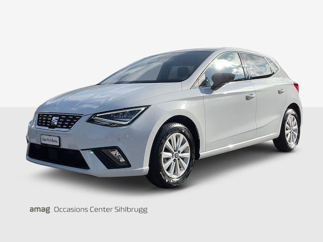 SEAT Ibiza 1.0 EcoTSIXcellence 17'400 km CHF17'900 - buy on carforyou.ch - 1