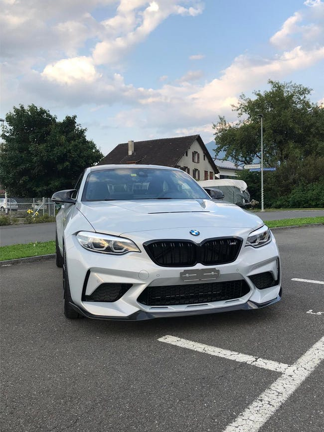 BMW 2er M2 CS Coupé 3'000 km CHF94'800 - buy on carforyou.ch - 1