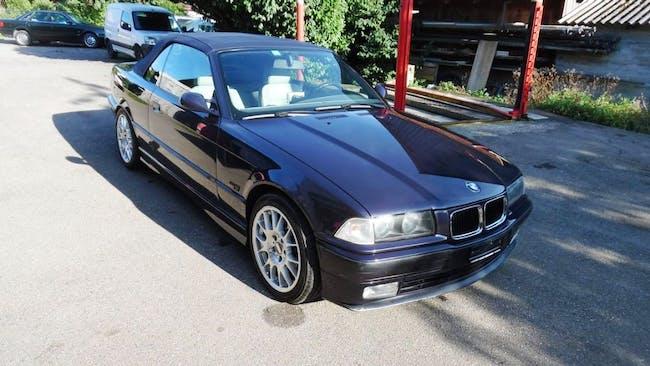 BMW 3er Reihe E36 Cabriolet 328i 177'500 km CHF14'500 - buy on carforyou.ch - 1