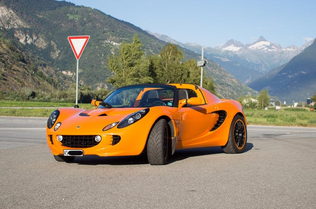 Lotus Elise 1.8 16V R/SC 51'777 km CHF35'600 - kaufen auf carforyou.ch - 1