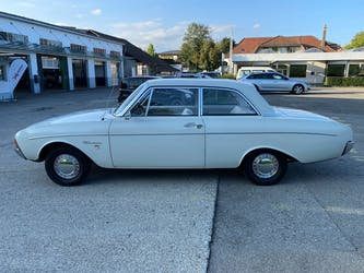 """Ford Taunus 17m P3 """"de Luxe"""" 144'281 km CHF15'900 - buy on carforyou.ch - 2"""