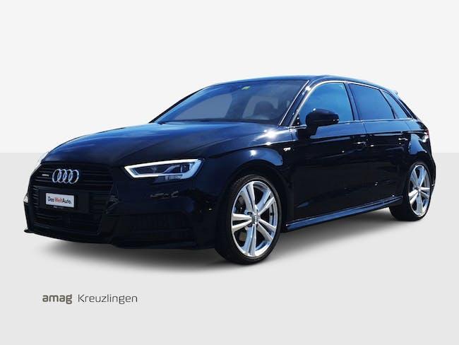 Audi A3 Sportback 40 TFSI sport Attraction 31'900 km CHF37'500 - buy on carforyou.ch - 1