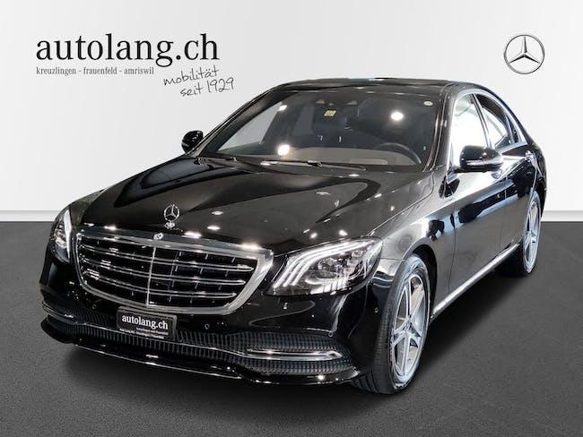 Mercedes-Benz S-Klasse S 350 d 4Matic 13'000 km CHF77'800 - kaufen auf carforyou.ch - 1