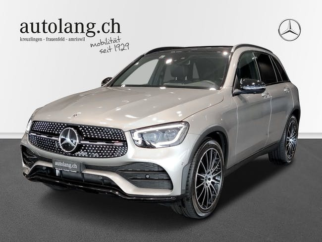 Mercedes-Benz GLC-Klasse GLC 300 d AMG Line 4Matic 13'000 km CHF72'800 - acheter sur carforyou.ch - 1