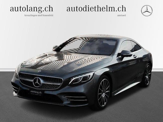 Mercedes-Benz S-Klasse S 560 AMG Line 4Matic Coupé 24'700 km CHF105'800 - acheter sur carforyou.ch - 1