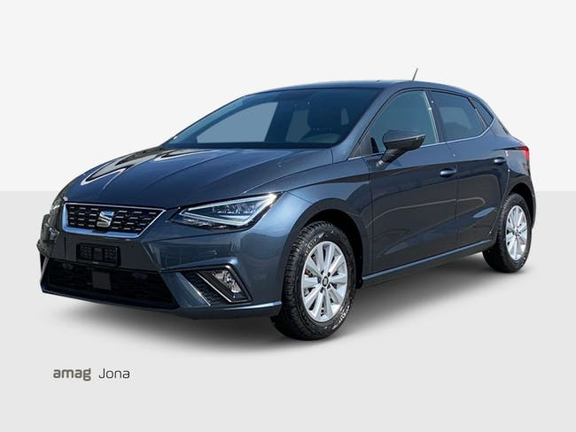SEAT Ibiza 1.0 EcoTSIXcellence 18'700 km CHF18'888 - buy on carforyou.ch - 1