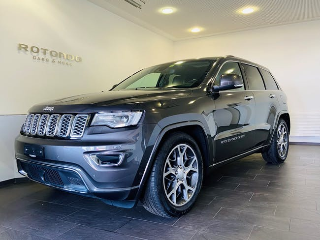 Jeep Grand Cherokee 3.0 CRD Overland Automatic 36'400 km CHF48'900 - buy on carforyou.ch - 1