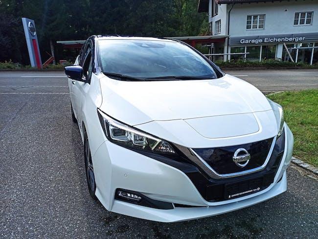 Nissan Leaf Tekna(incl.battery) 2'100 km CHF25'900 - buy on carforyou.ch - 1
